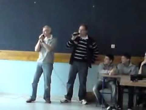 Nasi Super Nauczyciele ..  Karaoke