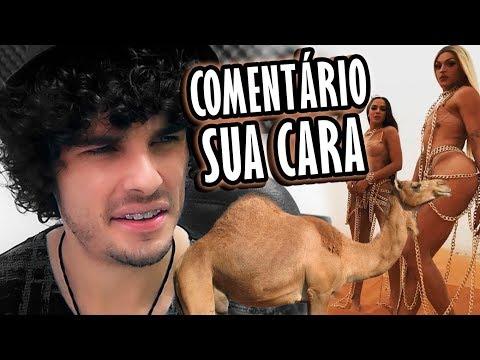 SUA CARA  Comentário al  Major Lazer feat Anitta & Pabllo Vittar