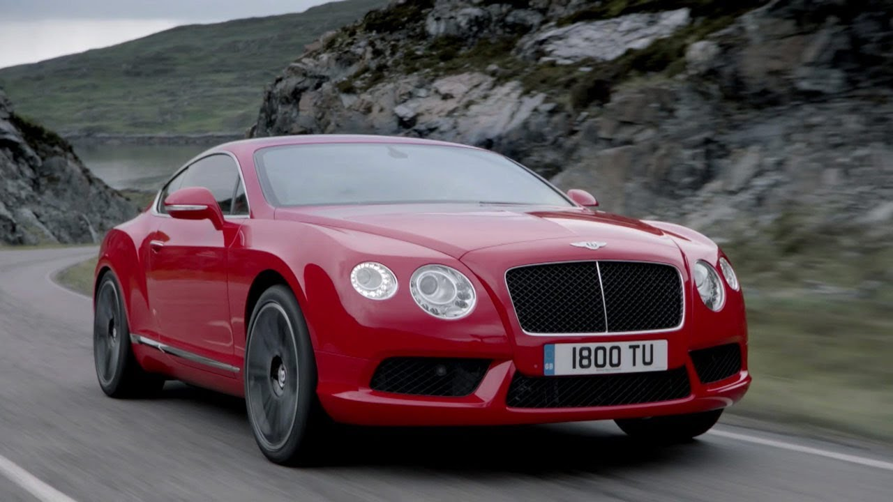 2013 bentley continental gt v8 unveiled youtube 2013 bentley continental gt v8 unveiled vanachro Choice Image