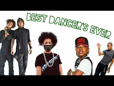 Best Dancer's Ever (ft.shmateo,kida The Great,les Twins,fik Shun)
