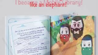 Roo Sneak Peak into the book