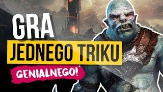 GRA JEDNEGO (ALE GENIALNEGO!) TRIKU - Shadow of Mordor (recenzja)
