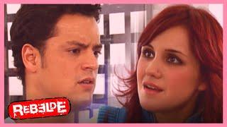 Rebelde: Javier le confiesa a Roberta todas sus mentiras  | Resumen C416-C417-C418 | Tlnovelas