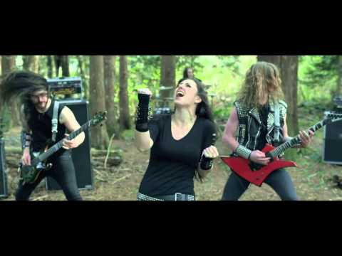 Unleash the Archers -  The general of the dark army (extended) 1280x720