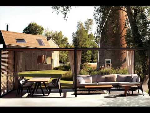 Luxury Garden Furniture Rattan Sets Design UK
