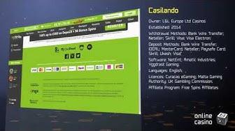Casilando: casino guide at OnlineCasinoBOX.net