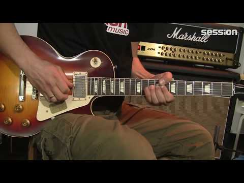Gibson Les Paul Standard 1959 Rosie Collectors Choice #11