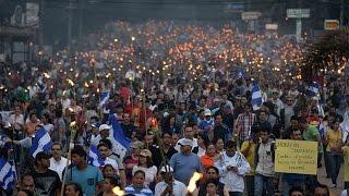 UTV Marcha de las Antorchas, un despertar del pueblo hondureño contra la corrupción