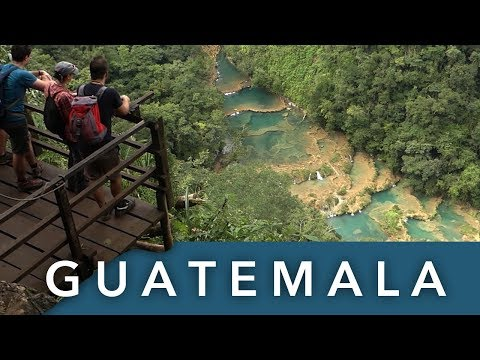 Backpacking Guatemala | Central America Travel | (Part 2) HD 1080p