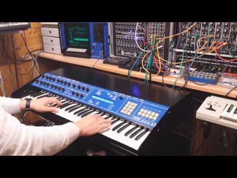 PPG WAVE 2.3 Sounds