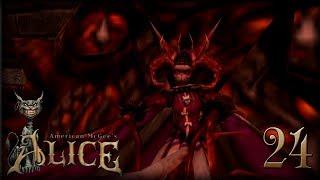 Скачать American McGee S Alice Cap 24 FINAL La Reina Roja
