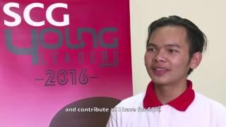 SCG Young Leaders Program 2016
