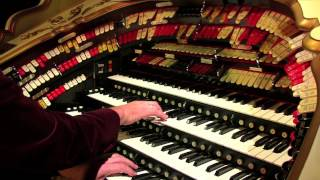 Capri Theatre Organ, There's no business like show business