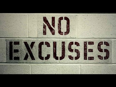 Excuses | Motivational Video