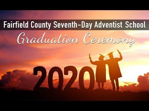 Fairfield County SDA School 2020 Graduation |Calvary media