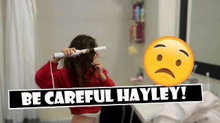 Be Careful Hayley! 😟 (WK 387.5) | Bratayley