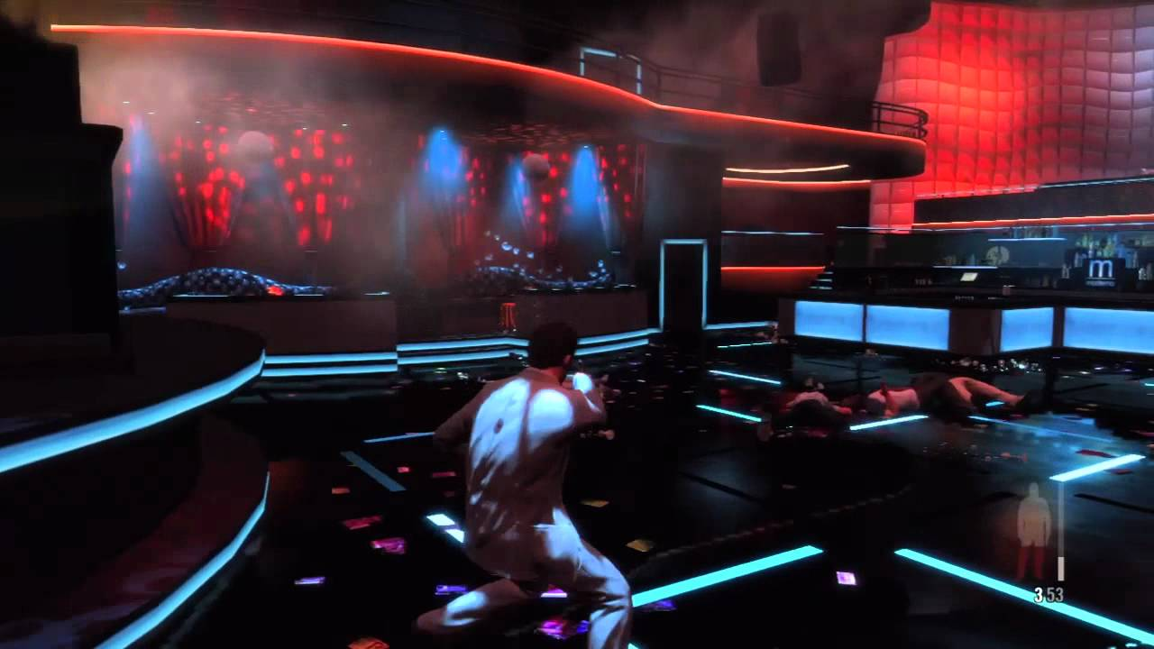 Max Payne 3 Gameplay Walkthrough Part 2 Night Club Shoot Out