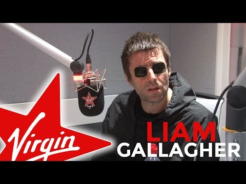 Liam Gallagher Chats To Edith Bowman On Virgin Radio