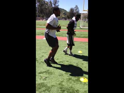 Xplode with Dr Speed & Malcolm Smith LB Oakland Raiders