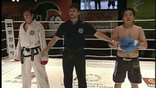 👊🥋ITF vs MMA  Organised by ITF & Moosin