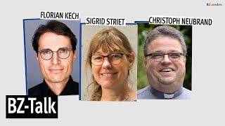 In vielen kirchen sind frauen die aktivposten, aber hohe Ämter bleiben männersache. dieses umstrittene katholische rollenverständnis ist thema des bz-talks....