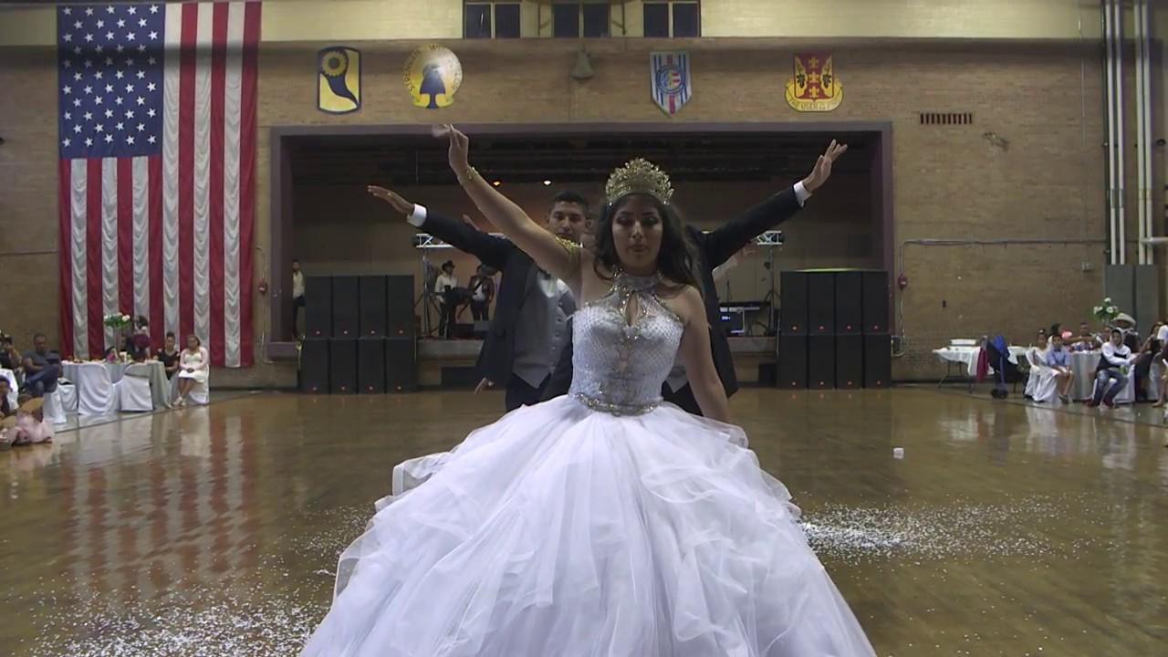 787480b8a0d Jasmine s Quinceanera Highlight Video - YouTube
