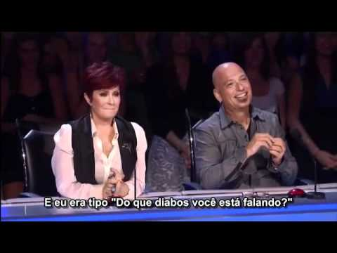 Dani Shay, 22 ~ Americas Got Talent 2011, Houston Auditions [LEGENDADO]