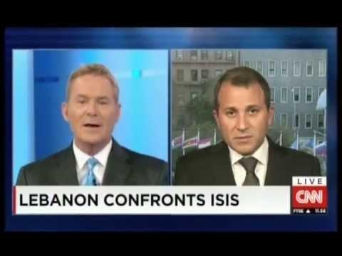 FM Gebran Bassil interview on CNN