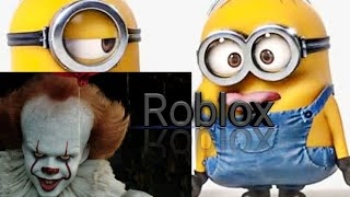 Roblox It e Minions🍌