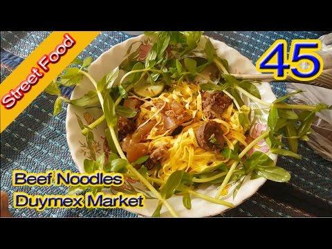 Street Food - Beef - Noodles - Beef Noodles - Steak - Beef Stew - Beef Stew Recipe - Vlog 45