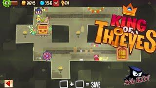 King of Thieves Insane Base Defences - Base 70 by Ash KOT