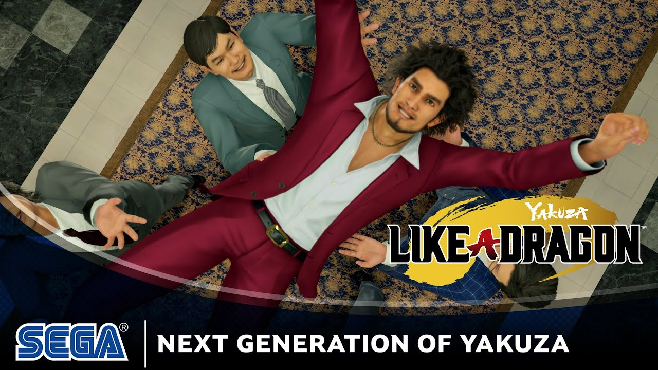 Yakuza Like A Dragon Review Heavy Com