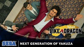 Yakuza: Like a Dragon | Next Generation of Yakuza