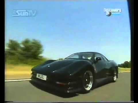 1993 Lister Storm