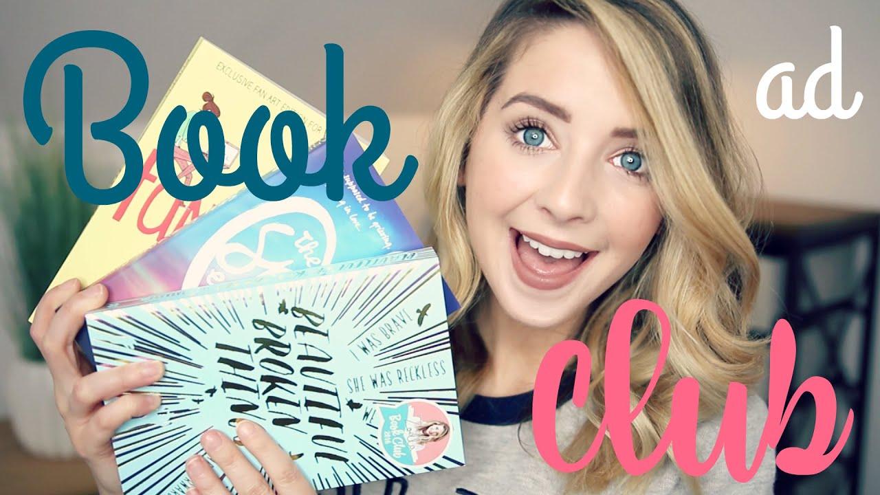 My Book Club Picks | Zoella - YouTube