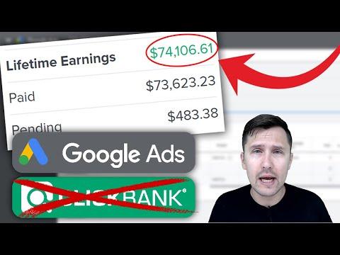How to Do Affiliate Marketing on Google Ads (NO ClickBank!)