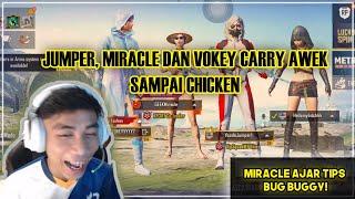 Download lagu VOKEY DICARRY OLEH AWEK MANA?!