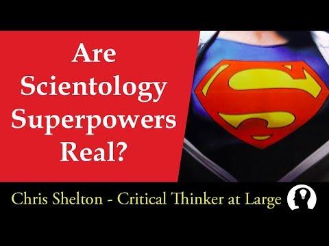 My Scientology Superpowers Challenge