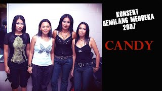 CANDY - LIVE CONCERT 2007
