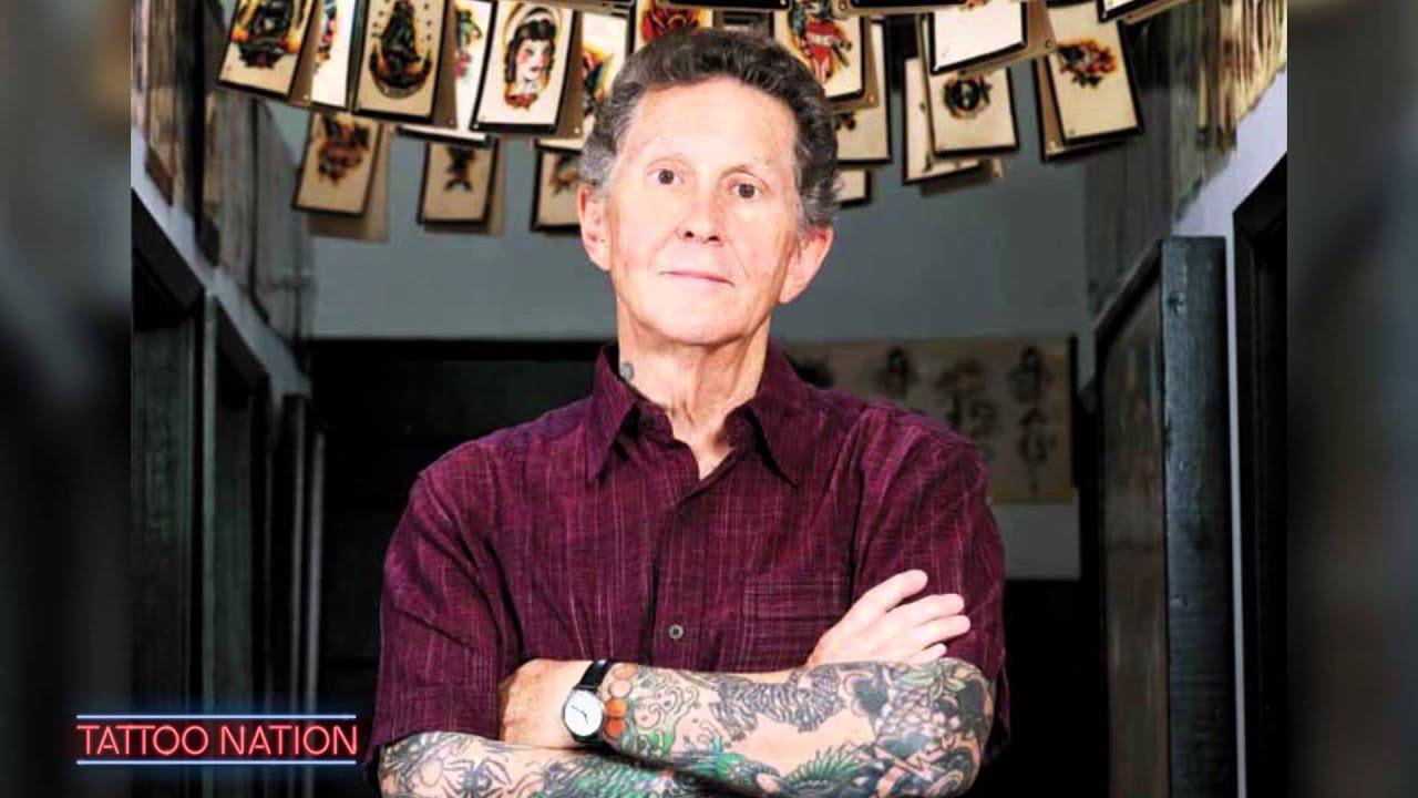 Tattoo Nation Bill Salmon Early Era Of Tattooing
