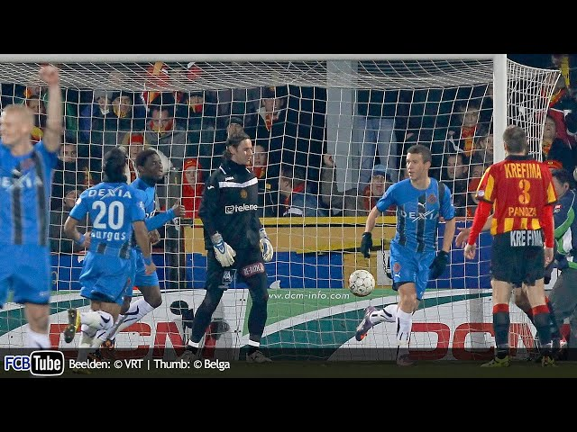 2010-2011 - Jupiler Pro League - 19. KV Mechelen - Club Brugge 0-1