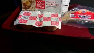 REVIEWS OF BOUDAIN SAUSAGES & QUICK COOKING OATMEAL!!!