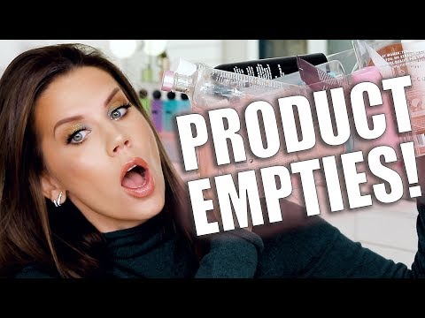 PRODUCT EMPTIES | What Id Buy Again ...