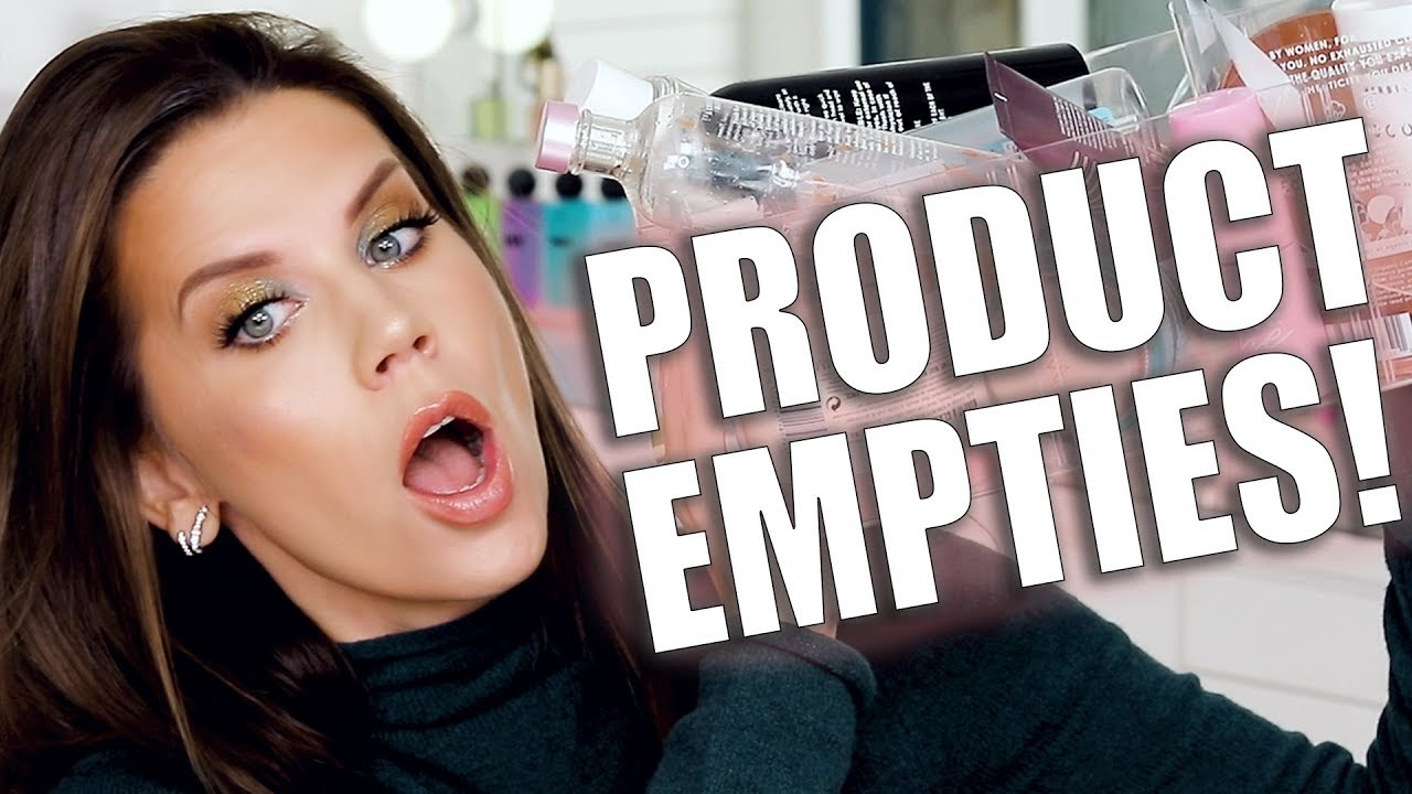 product-empties-what-i-d-buy-again