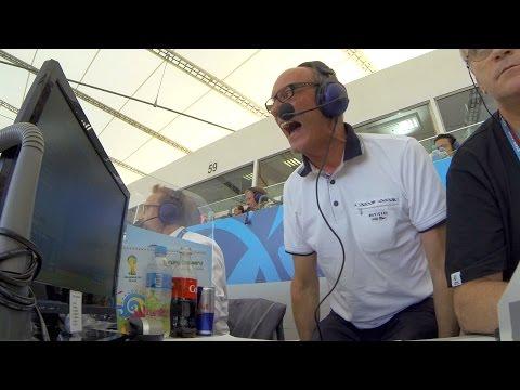 Dariusz Szpakowski komentuje finał mundialu. Wyjątkowe nagranie!