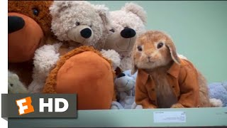 Peter Rabbit (2018) - Rabbits in a Toy Store Scene (9/10) | Movieclips