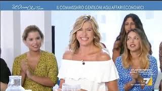 """Alessandro Sallusti: """"Paolo Gentiloni era comunista da giovane, se fossi nei 5 Stelle non mi ..."""