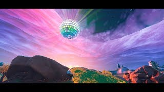 Fortnite NEW YEAR EVENT CINEMATIC (2019 Fireworks Event)