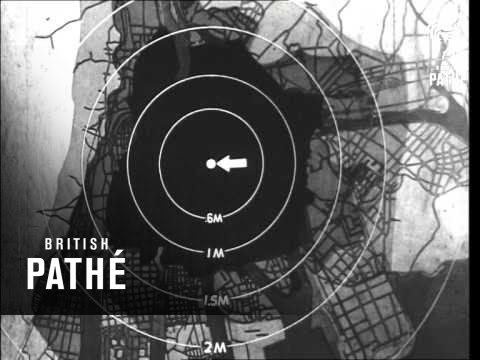 Nagasaki And Hiroshima (1945)