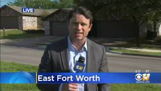 FORT WORTH, TEXAS: WHITE MAN KILLS BLACK NEIGHBOR